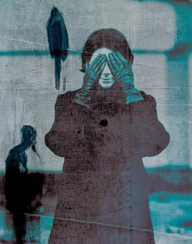 Urban Loneliness by Gosia Łapsa-Malawska