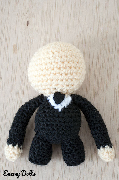 Slender amigurumi - Cute version