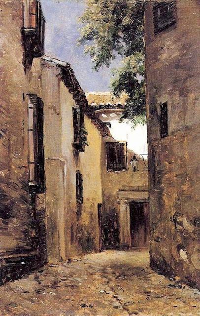 Carlos de Haes - Calle de Toledo
