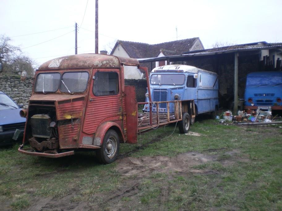 Présentation & Restauration : Futur camping car de luxe (nouvelle vidéo mise en ligne: page 5) - Page 5 P1080146