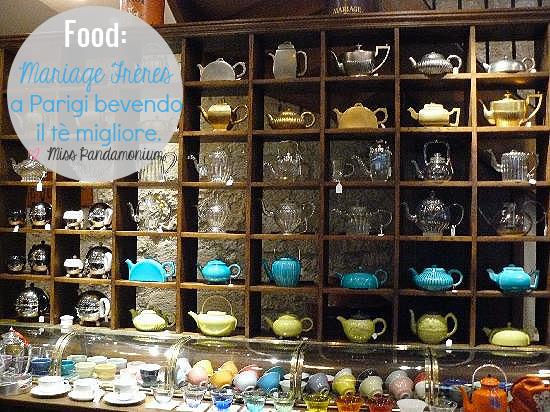 Mariage Frères Parigi, Recensioni Mariage Frères, Review Mariage Frères, dove bere il thé a Parigi, Brunch a Parigi, dove pranzare a Parigi