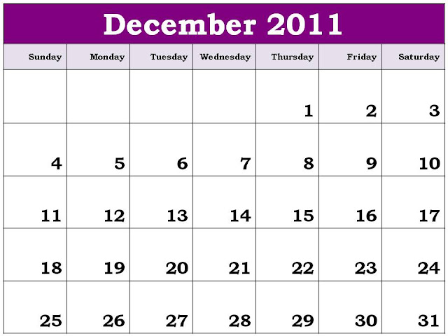 blank calendars to print. Monthly Blank Calendar
