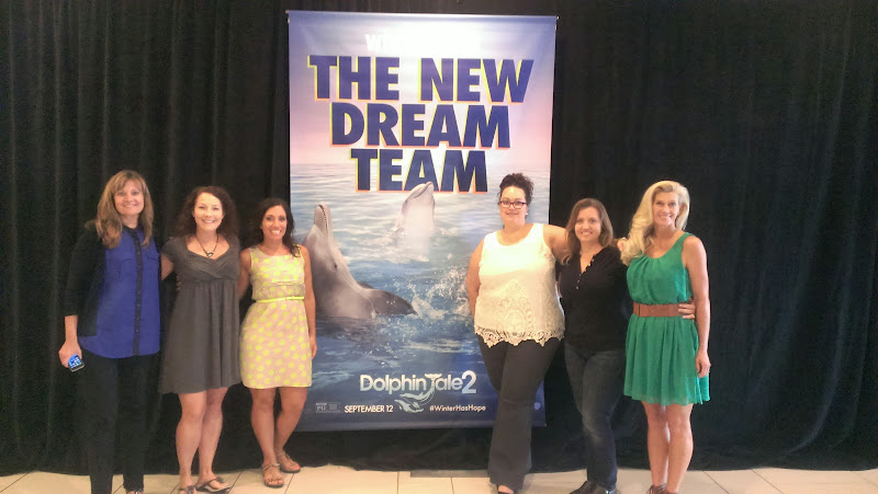 IMAG6409 Dolphin Tale 2: Winter Has Hope   Review and Interview with the Cast