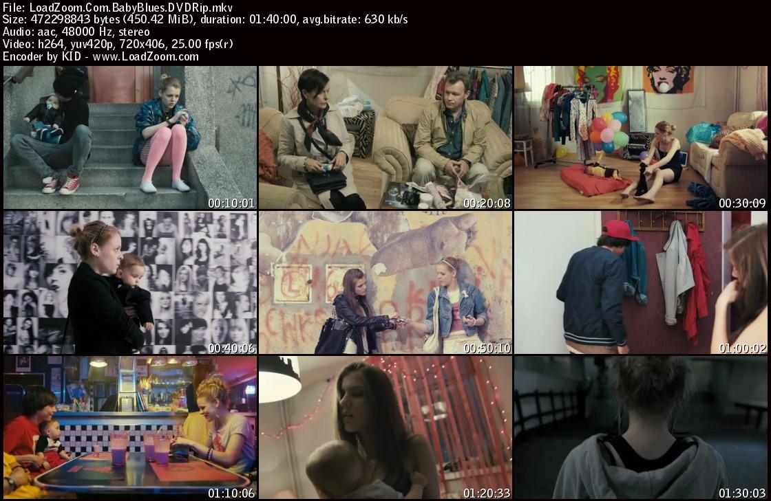 movie screenshot of Baby Blues fdmovie.com