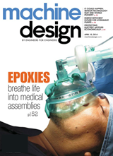 Machine Design magazine 04/2014 edition - free subscription.