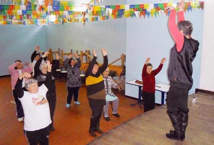 """Aulas de Danças Latinas"""" na freguesia da Penajóia - Lamego"""