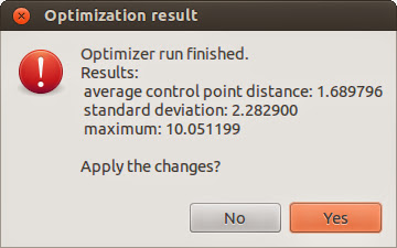 Optimize completed