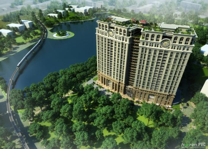Những dự án chung cư cao cấp sẽ được ra mắt trong tháng 10/2016