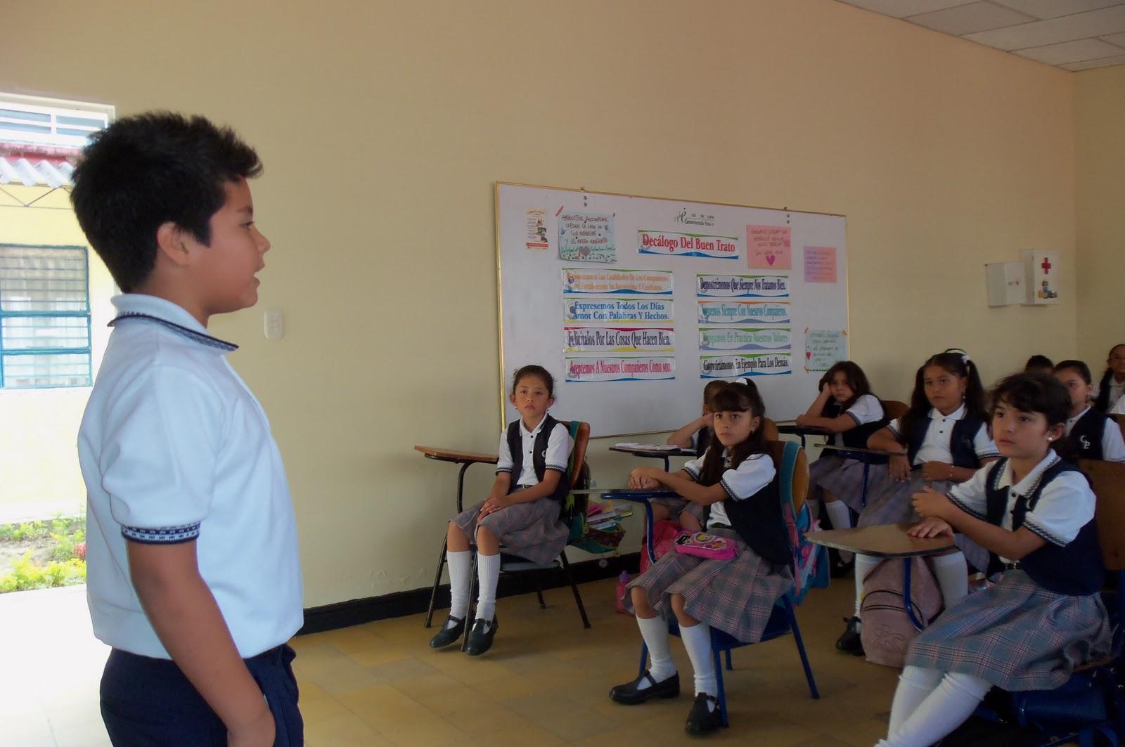 Formando Ni Os Lectores Secci N Primaria Colegio La