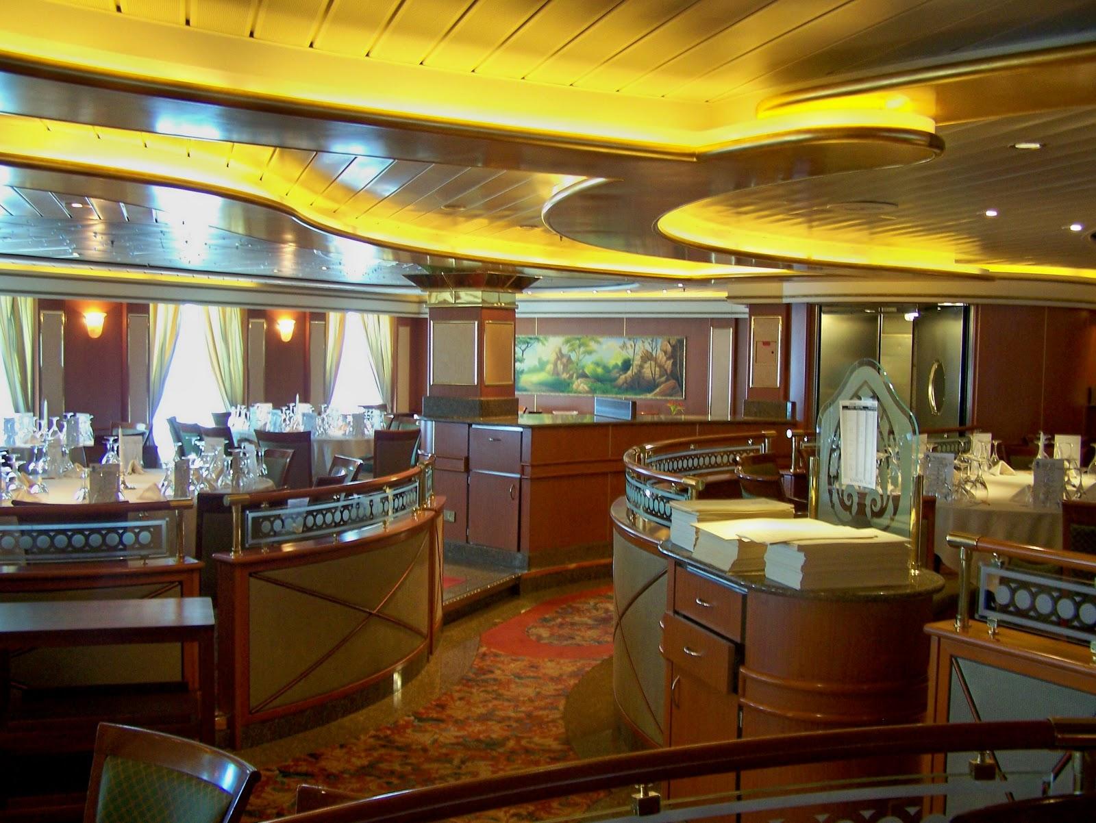 provence dining room | Life's a Trip: Island Princess...Days at Sea....