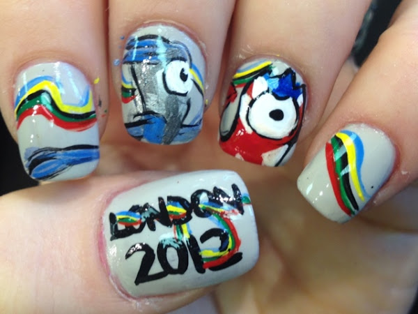 Day 240 - Olympic Mascots