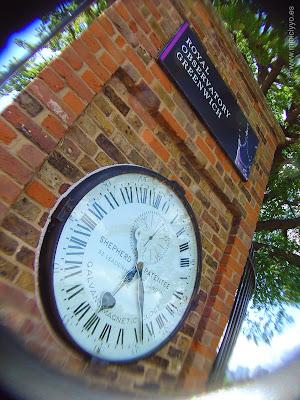 Reloj Greenwich Observatory