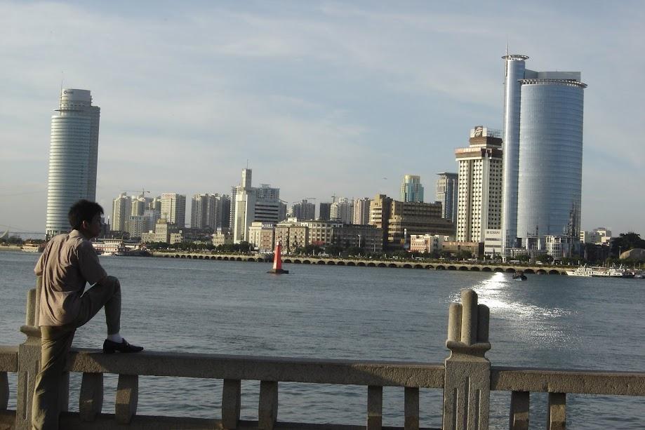 Visiting Xiamen