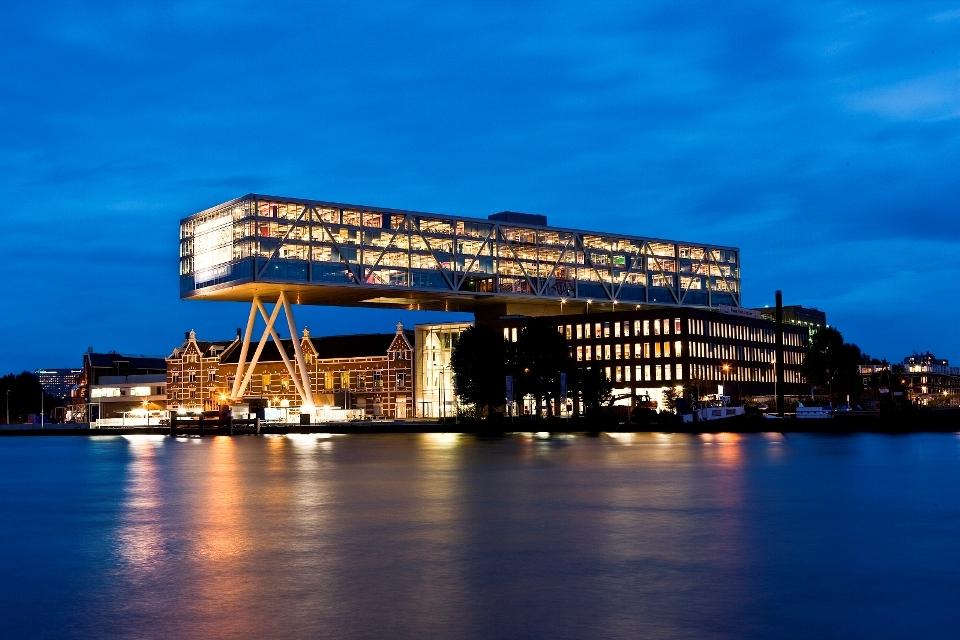 Unilever Nederland BV design by JHK Architecten