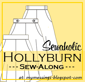 Sewaholic Hollyburn Skirt Sewalong