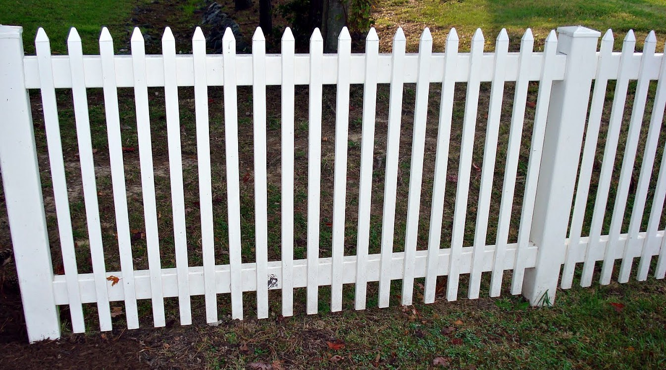 The white picket fence you've always dreamed of