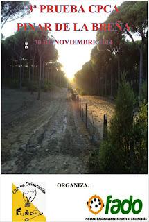 portada boletín provincial 3ªCPOP 14_15 Pinar de la Breña