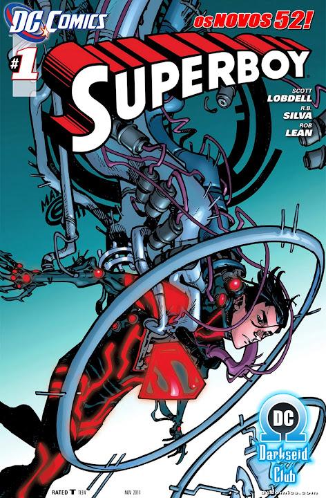 Superboy (Os Novos 52)