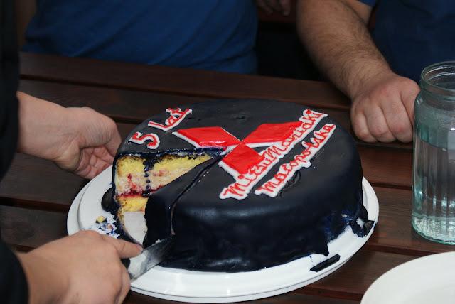 Tort był smaczny.