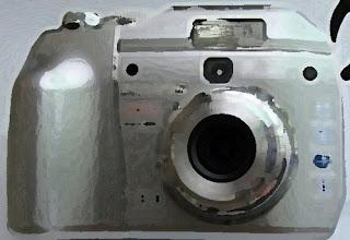 L'appareil photo bas de gamme