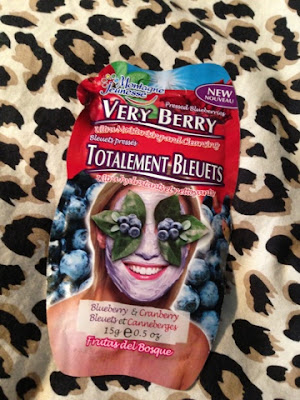 Very Berry Montagne Jeunesse Face Masks