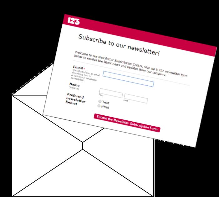 123FormBuilder Embed form in email