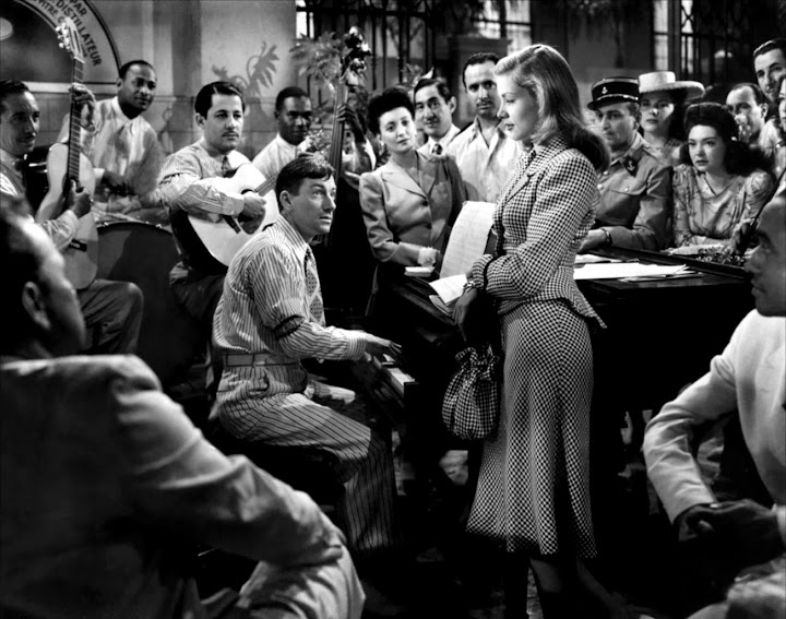 Lauren Bacall Big Sleep - Deleted Scene