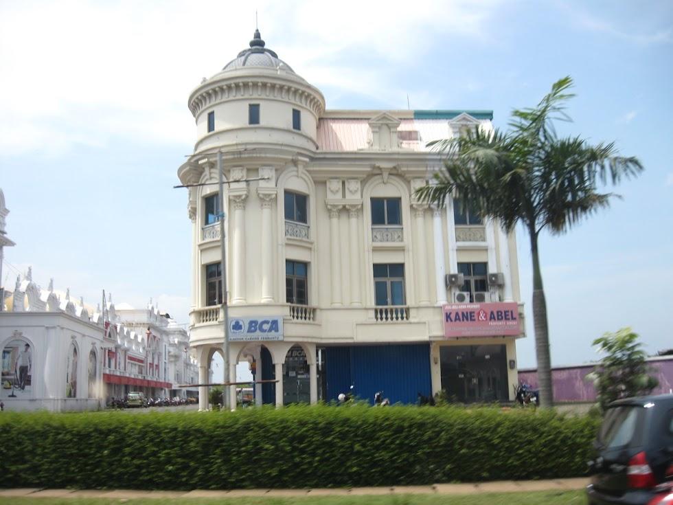 Bank BCA, Kantor Cabang Cibubur Time Square - Indonesia