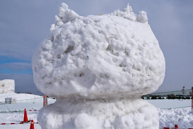 さっぽろ雪まつり つどーむ会場 写真10