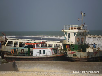 Boat to Vivekananda Rock Memorial