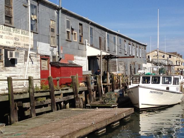 Travel observations portland me community architect for Fish market portland maine