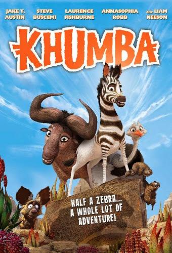Khumba 2013 BRRip 720p Dual Latino-Inglés