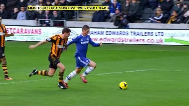 Torres, Hull - Chelsea