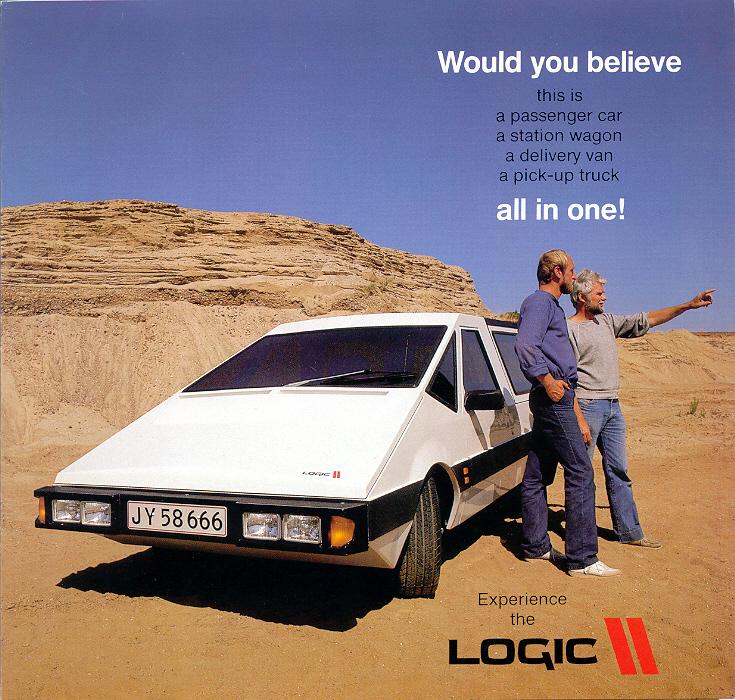 Cars To Go >> Logicar (Denmark)