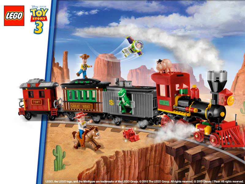 Lego Toy 3 : Recursos fiesta lego lacelebracion