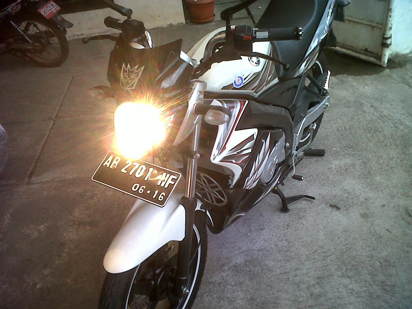 Modif Yamaha Old Vixion