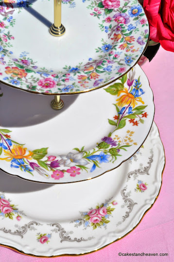 Summer Days Tea Set Cake Stand