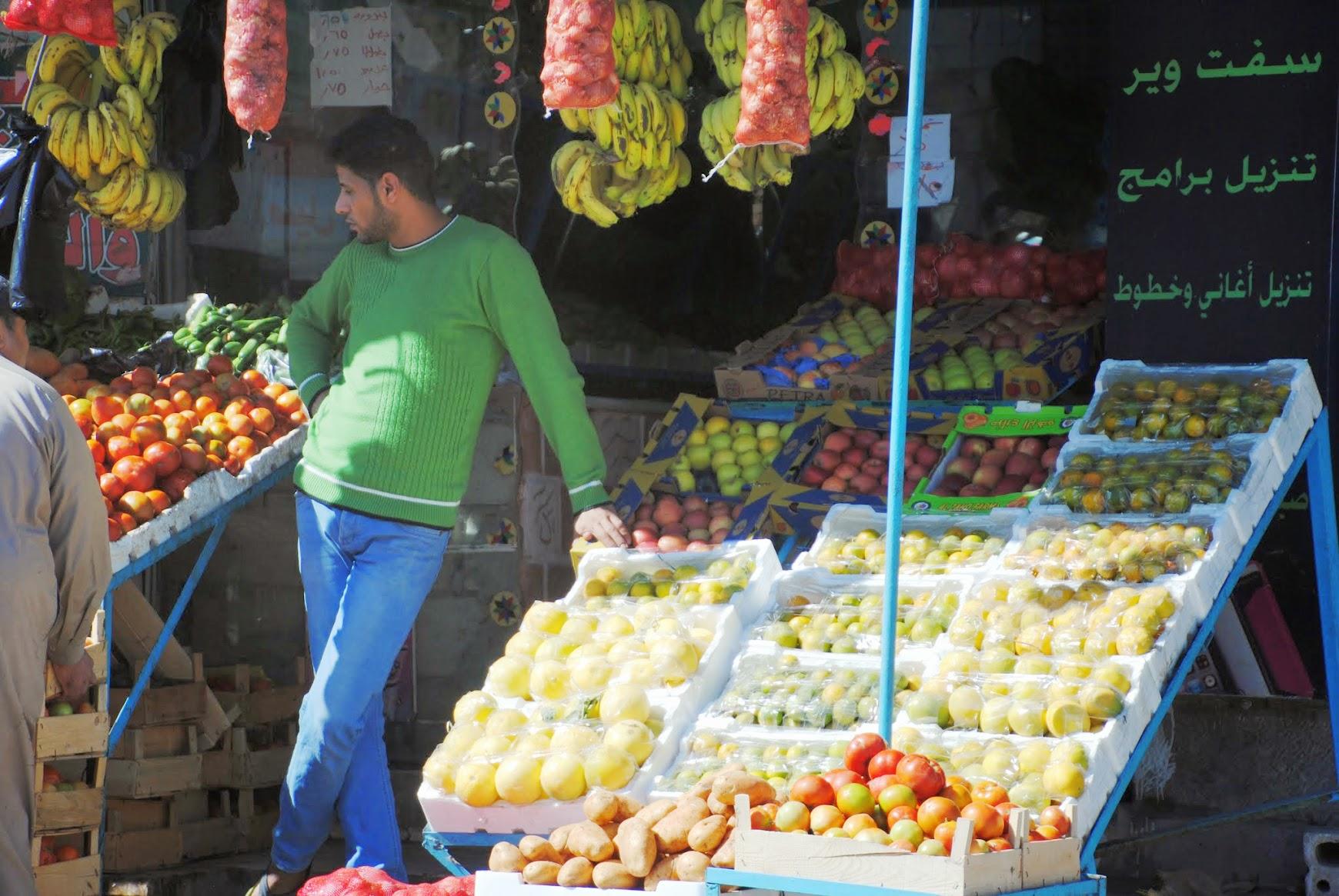 My Photos: Jordan -- Madaba -- Street Scenes