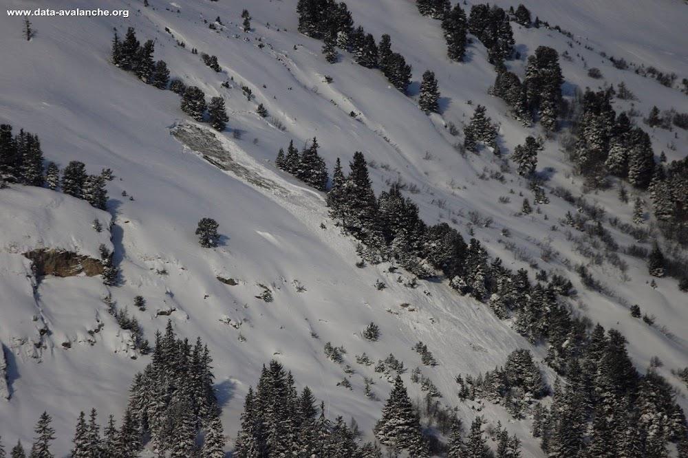 Avalanche Vanoise, secteur Rateau d'Aussois, Aussois - Col du Barbier - Photo 1 - © Duclos Alain