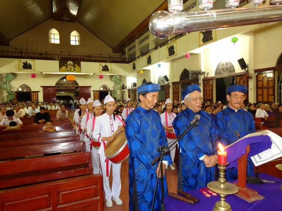 Giáo xứ Tân Bình với truyền thống ngắm 15 sự thương khó Chúa Giêsu Kitô trong mùa Chay Thánh