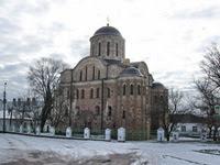 Васильевская церковь в Овруче