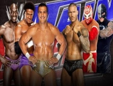 مصارعة WWE Main Event 31/10/2012