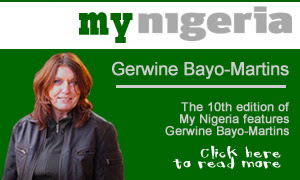 My Nigeria with Gerwine Bayo-Martins