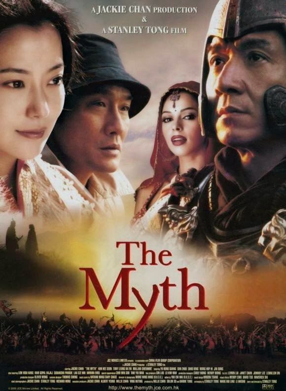 Poster Of The Myth (2005) Full Movie Hindi Dubbed Free Download Watch Online At Alldownloads4u.Com
