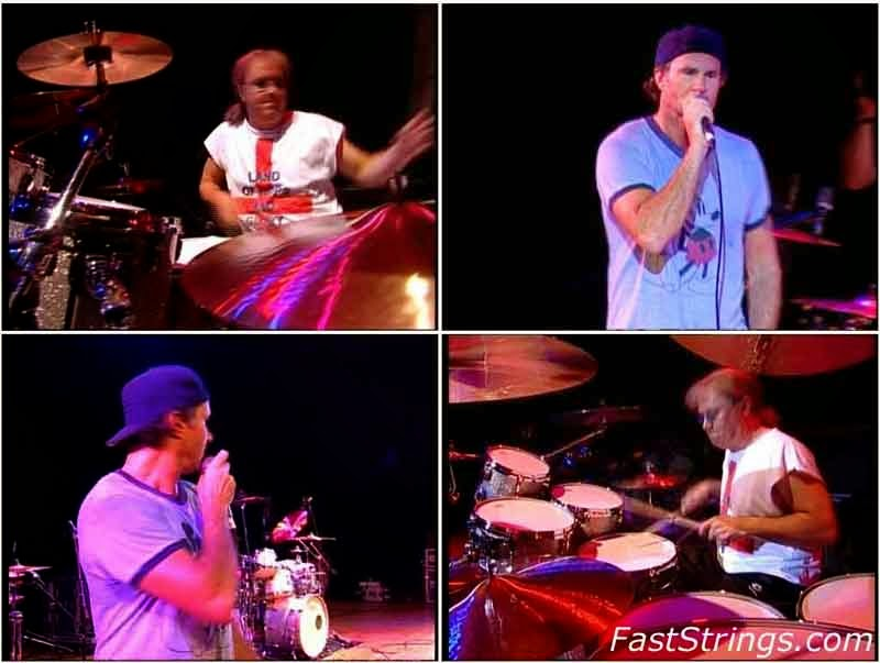 Chad Smith & Ian Paice - Live Performances, Interviews, Tech Talk and Soundcheck
