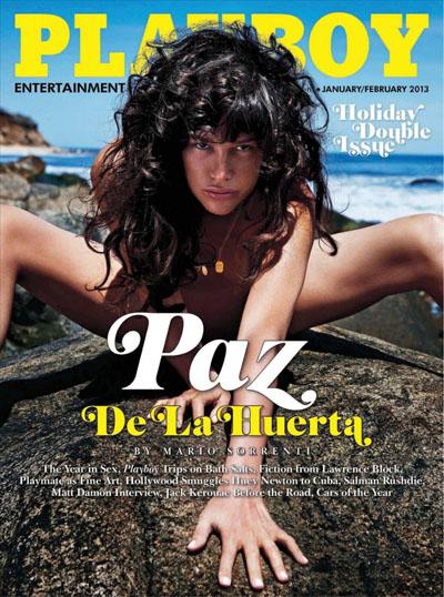 Download - Playboy USA - Janeiro - Fevereiro / 2013
