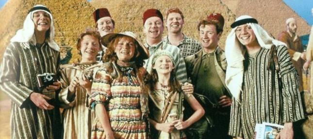 ครอบครัววีสลีย์