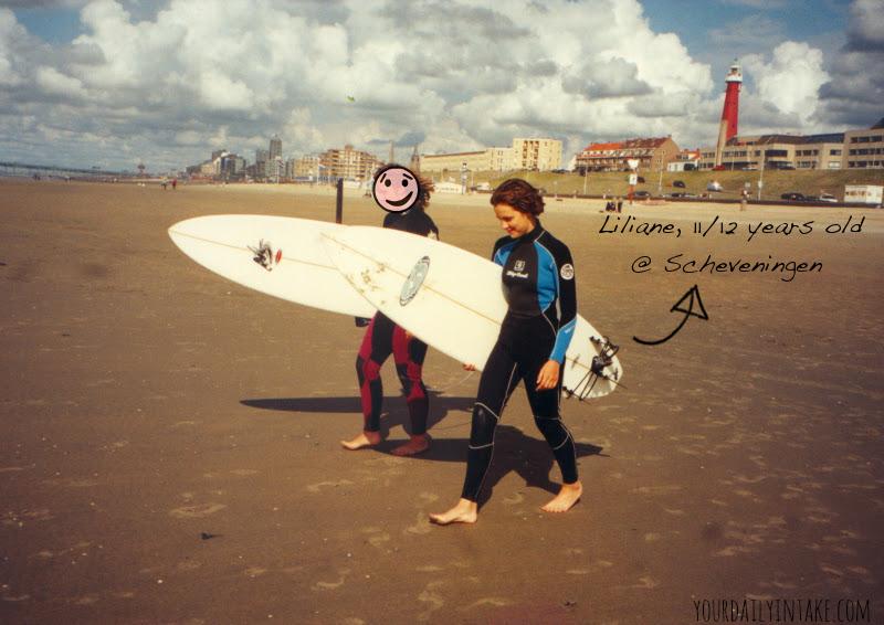 Boardchick of the month: Liliane