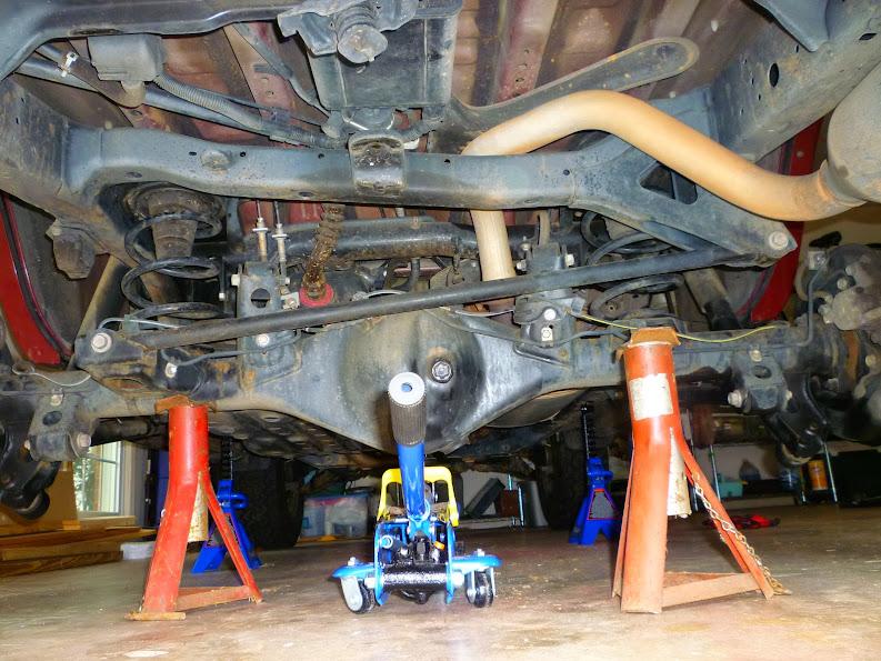 Bilstein Fj Suspension Install Write Up Toyota 4runner Forum
