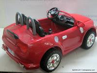 4 Mobil Mainan Aki JUNIOR JB15 BMW - Jumbo Size